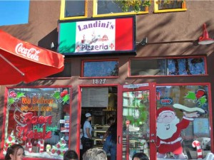 This is a photo of Landini's Cafe